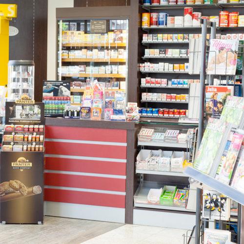 tabakswinkels en loterijen