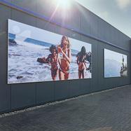 Bannersystemen │ voor wandmontage