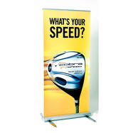 "Rolbanner ""Double-Out"", outdoor"