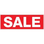 """Sticker, """"Sale"""", hoekig"""