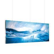 "LED lichtwand ""Octalumina 120"" │ plafondversie"