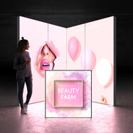 """Pixlip GO LED stand d'exposition """"stand EL2020"""