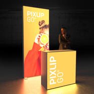 "Pixlip GO  LED beursstand ""Stand HL10"""