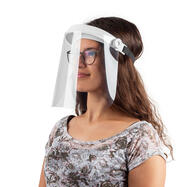 opklapbare gezichtsbescherming