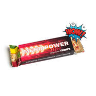 Powerbar energiereep in reclamewikkel