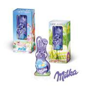 Milka chocolade paashaas