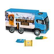 Ritter Sport Adventskalender vrachtwagen