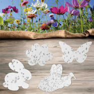 Papier de graines biodegradable