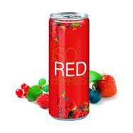 """Iso Drink """"Redberries"""" in een blikje"""