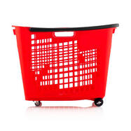 Rolling Basket 55 Litre to pull
