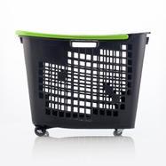 Rolling Basket 55 liter │ om te trekken