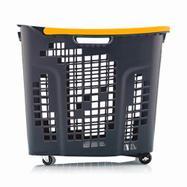 Rolling Basket 80 liter │ om te trekken