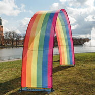 "Bannerdisplay ""Bannerbow"" │ outdoor"