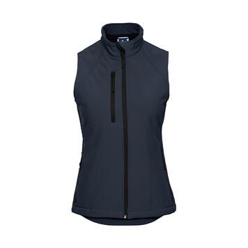 Dames 3-laags softshell vest