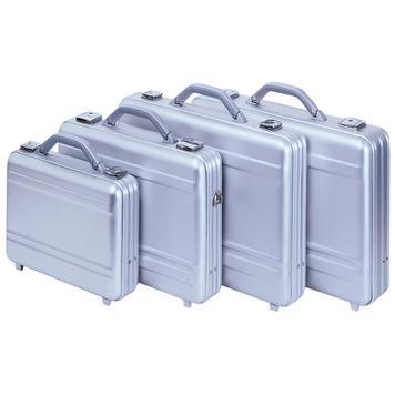 "Koffer ""Topcase"" │ aluminium"