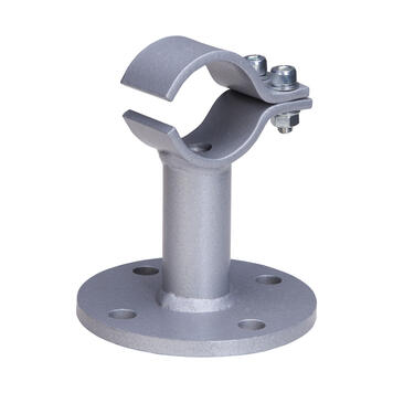 "Bannerframe systeem ""Wandafstandhouder"" | aluminium"