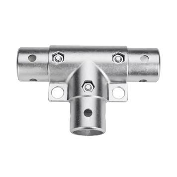 """Bannerframe-steeksysteem aluminium """"T-Stück - gegoten"""""""