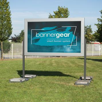 "bannergear® stand ""Mobile"", 2-zijdig"