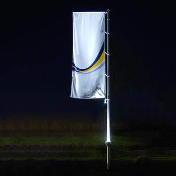Vlaggenmast │ LED verlichting