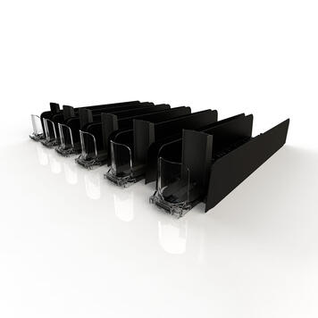 """Productpusher-systeem """"Adjustable Tray"""""""