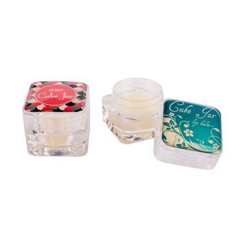 Lippenverzorging in Lipcare Cube