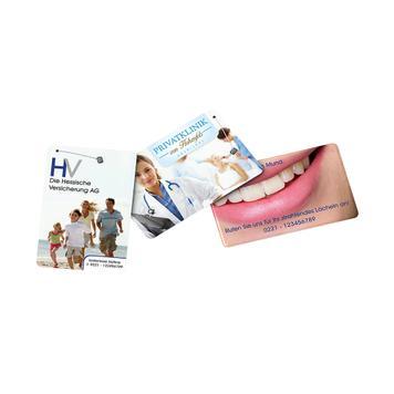 dentOcard® flosdraad – tandverzorging in creditcardformaat