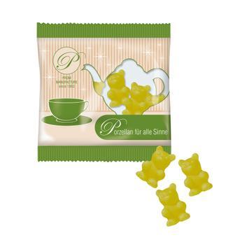 Tee-Bären® in reclamezakjes