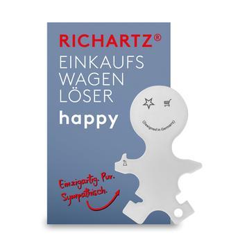 """Winkelwagenontkoppelaar """"Karl Happy"""""""