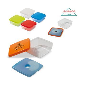 Lunchbox met koelelement