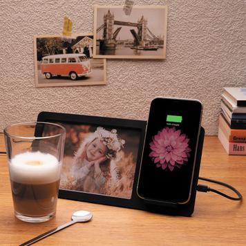 5W Wireless Charger met fotolijst