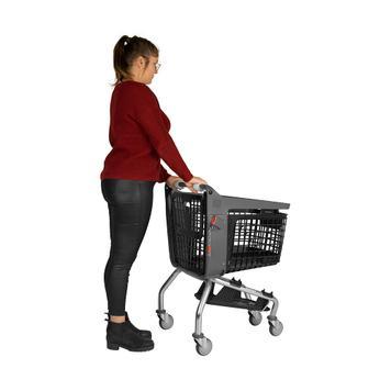 Handgrepen voor winkelwagentjes