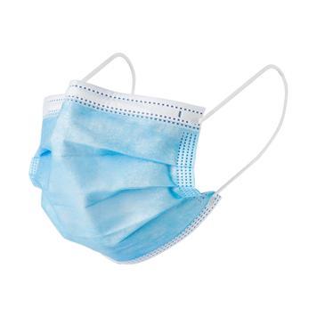 Medisch wegwerp-mondkapje - los verpakt