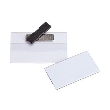 Naambadge van PVC │ met magneet