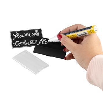 "Naambadge ""Podio Paper Chalk"""