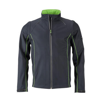 Heren softshell jas