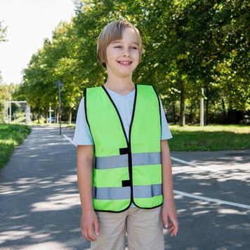 Veiligheidshesje voor kinderen