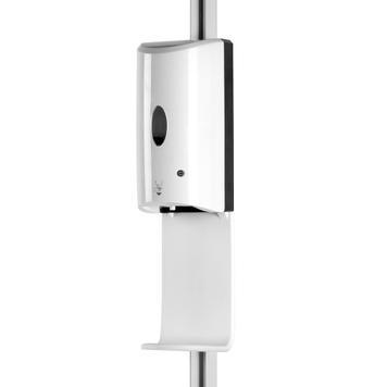 """Sensor-Wall - reserveset desinfectiedispenser voor staafprofiel """"Flexo"""""""