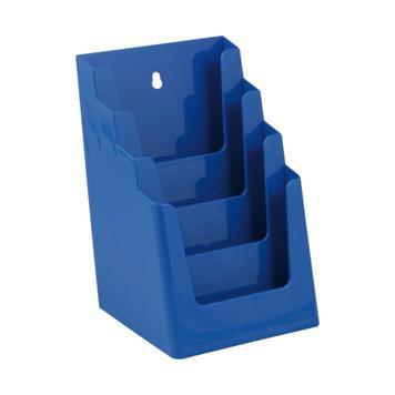 Folderhouder │ 4-vaks, DIN A5