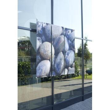 """Bâche publicitaire pour système d'affichage X-Banner """"Window"""" et impression numérique"""