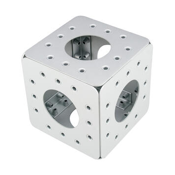 "Gitter-Leicht ""Cube"" verbindingskubus"