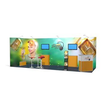Beursstand ISOframe 2 x 6 meter