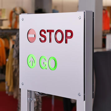 "Toegangscontrolesysteem ""Counter"""