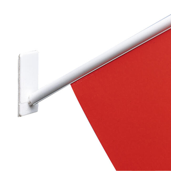 Eindkap voor vlaggenstok ø 7 mm