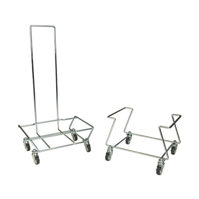 Stapelwagen voor winkelmandjes