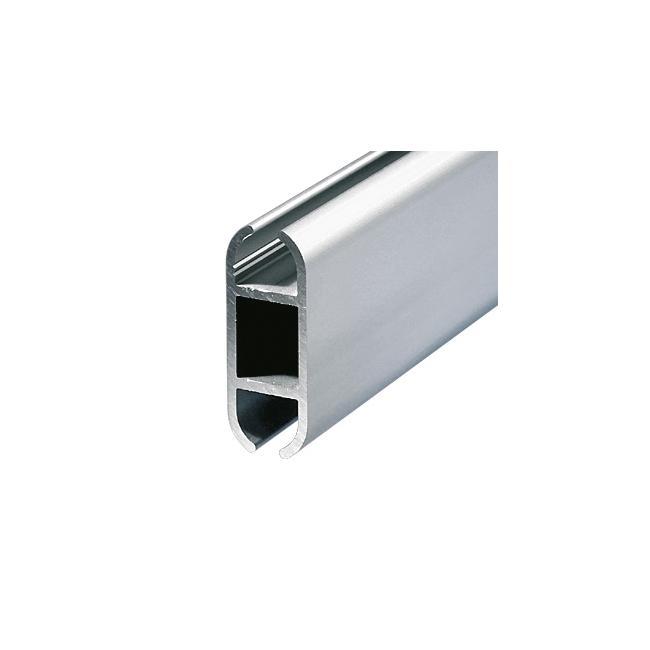"""Aluminium koppelprofiel """"Rail"""" │ vlak"""