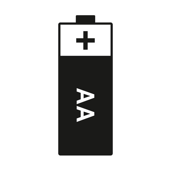 Mignon-batterij (AA)