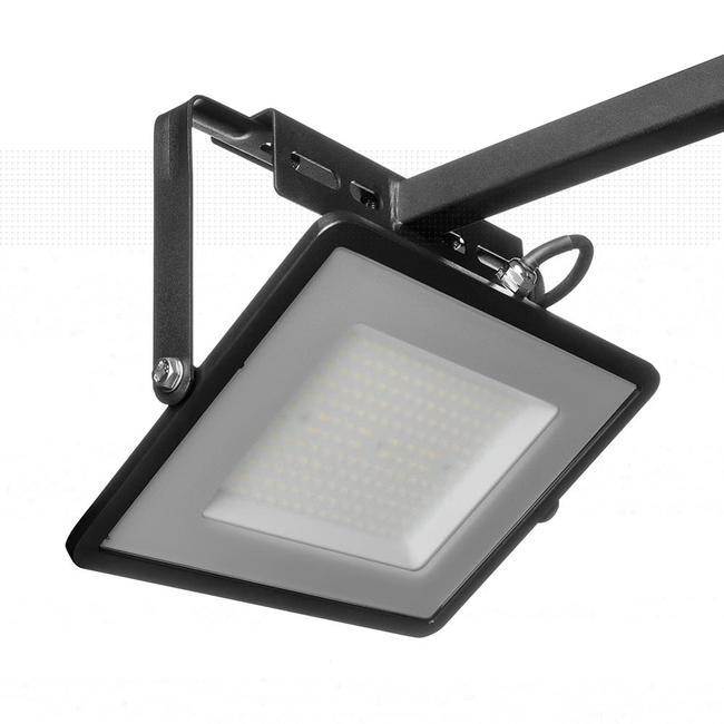 LED spot 100W - schijnwerper set