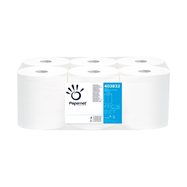 Handdoekpapier 2-laags