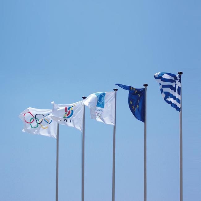 Digitaaldruk vlag