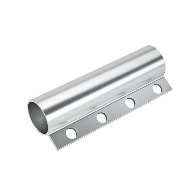 """Bannerframe-steeksysteem aluminium """"Buis met aan één zijde ringogen"""""""